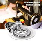 Flower Stitch Embroidery Presser Foot for Brother Janome Juk