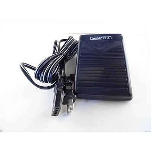 foot control pedal singer 118