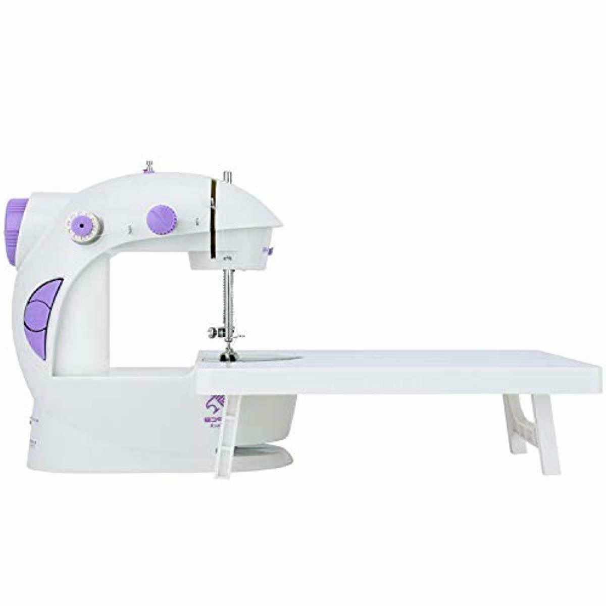 free shipping mini sewing machine with extension