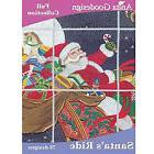 Anita Goodesign Full Collection Santa's Ride