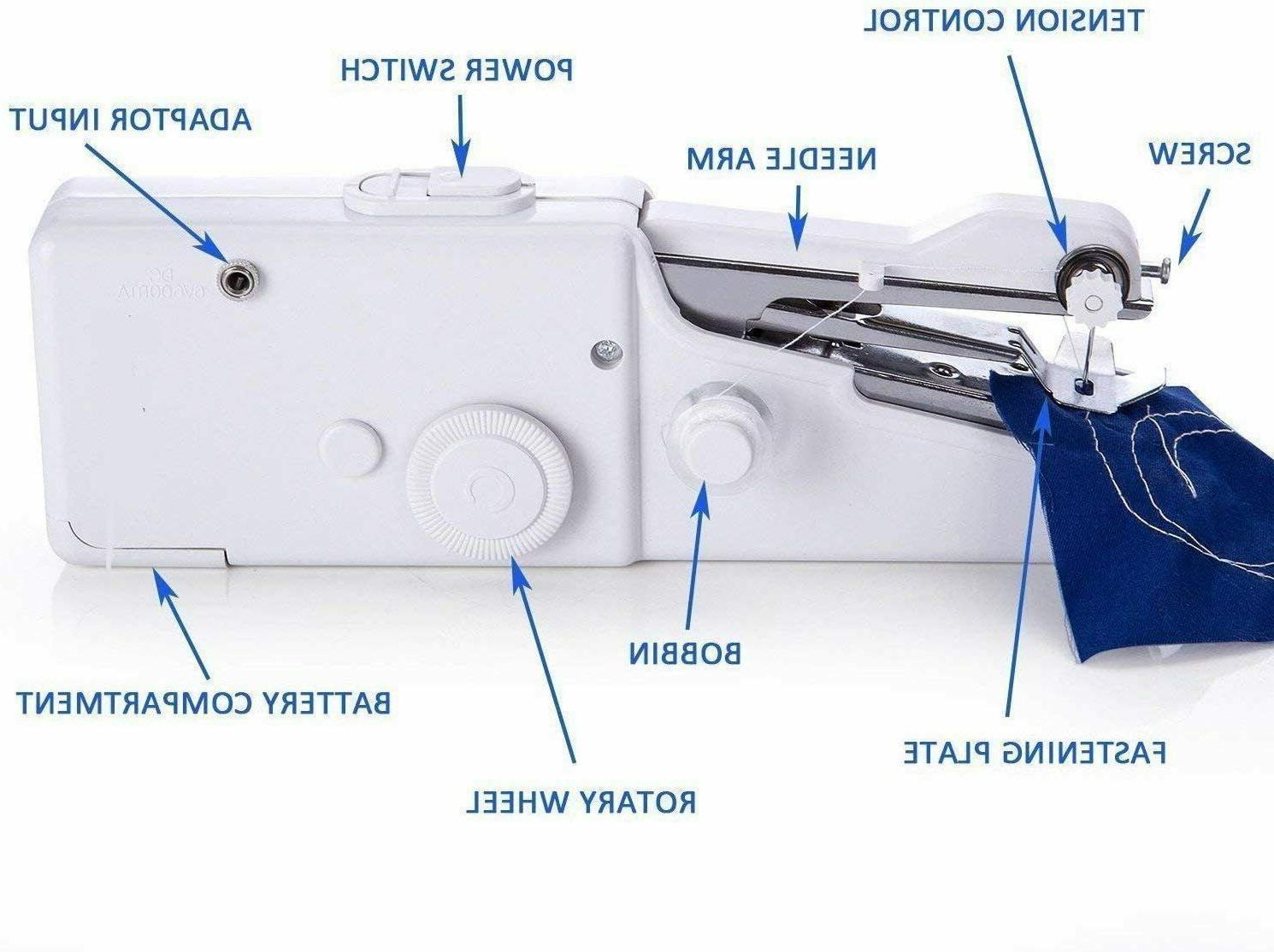 Handheld Machine Portable Mini