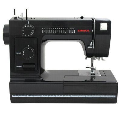Janome HD 1000 - Black Edition Sewing Machine w/ Bonus Acces