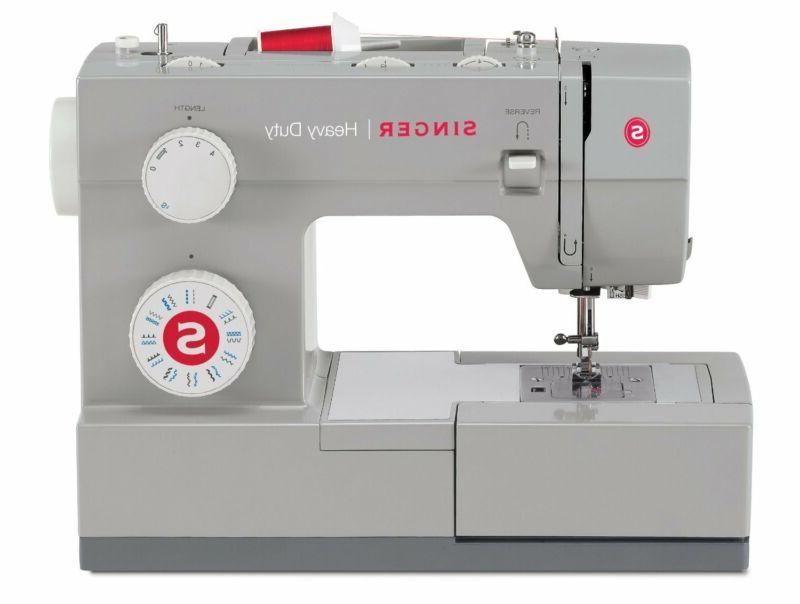 SINGER | Heavy Duty 4423 Sewing Machine with 23 Built-In Sti