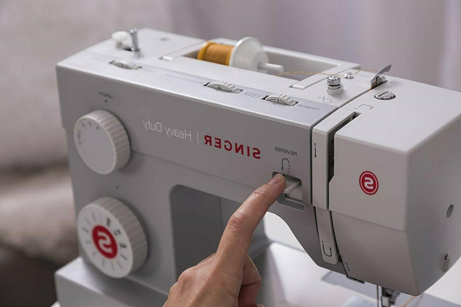 Singer Heavy Machine Industrial Embroidery