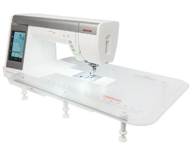 JANOME HORIZON Memory Craft MC 9400 QCP SEWING MACHINE!