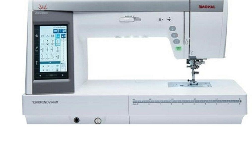 horizon memory craft mc 9400 qcp sewing