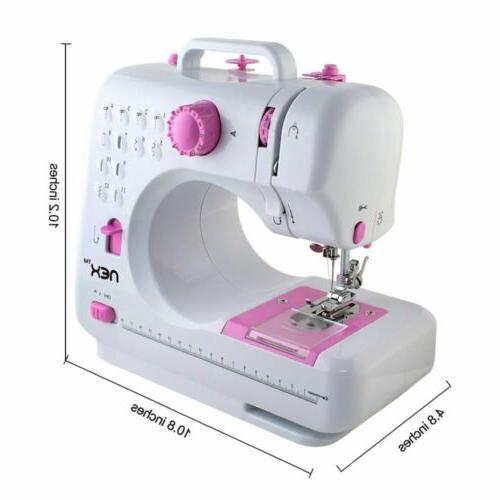 Household Machine Sewing Machine with 12 Built-In