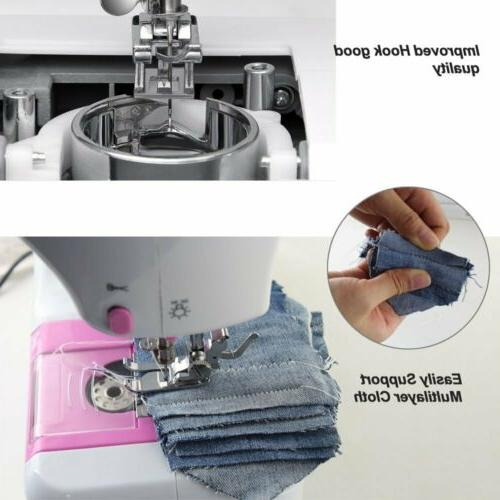 Household Sewing Built-In Stitches