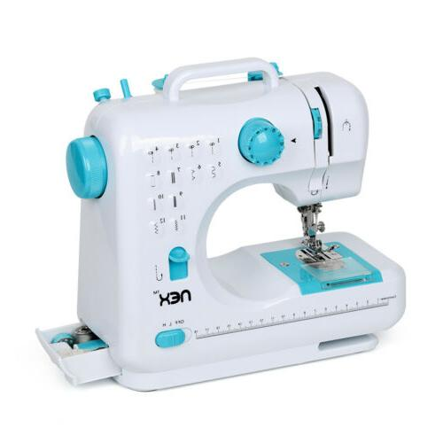 3 Color Sewing Machine 12 Stitches Household