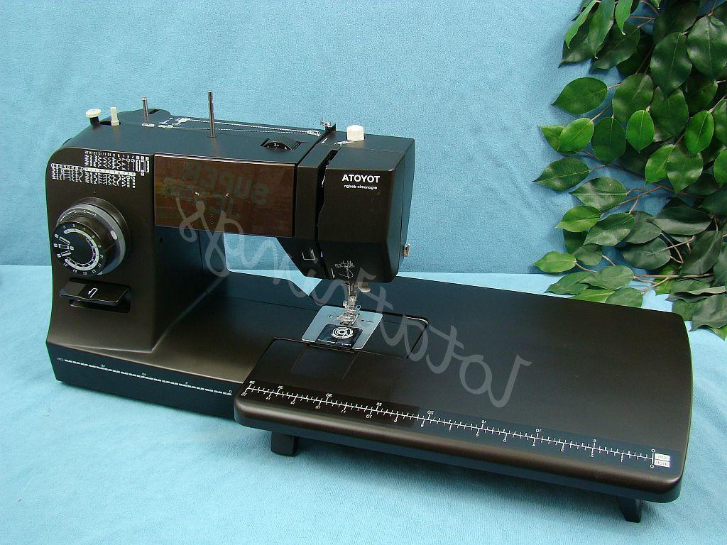 TOYOTA industrial sewing machine sew & UPHOLSTERY WALKING