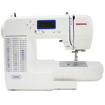 Janome 8050 Computerized Sewing Machine -- with -- Exclusive