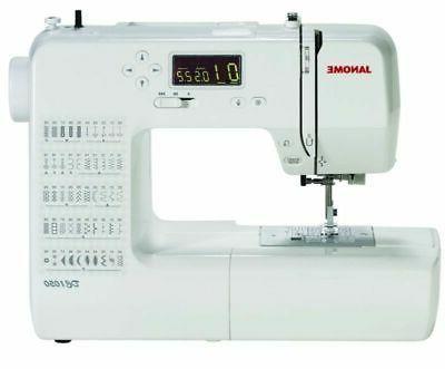janome sewing machine 1050 computerized 50 stitch