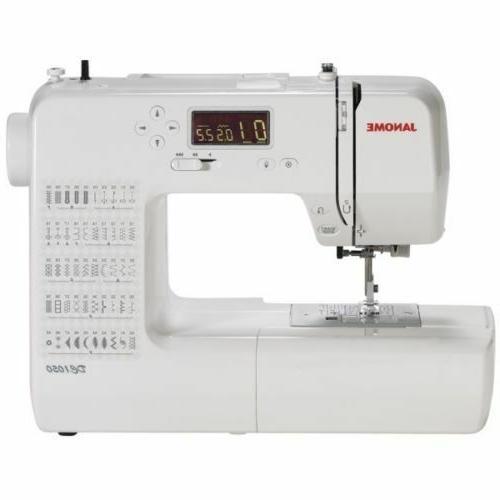 janome sewing machine dc1050 computerized w 35