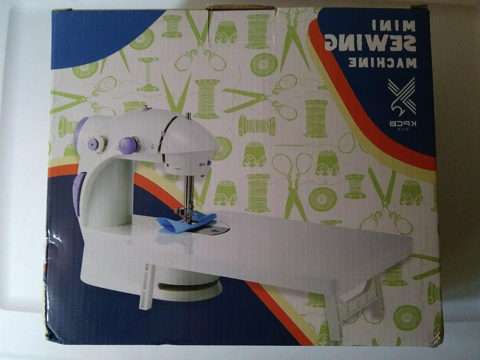 kpcb mini sewing machine with upgraded eco