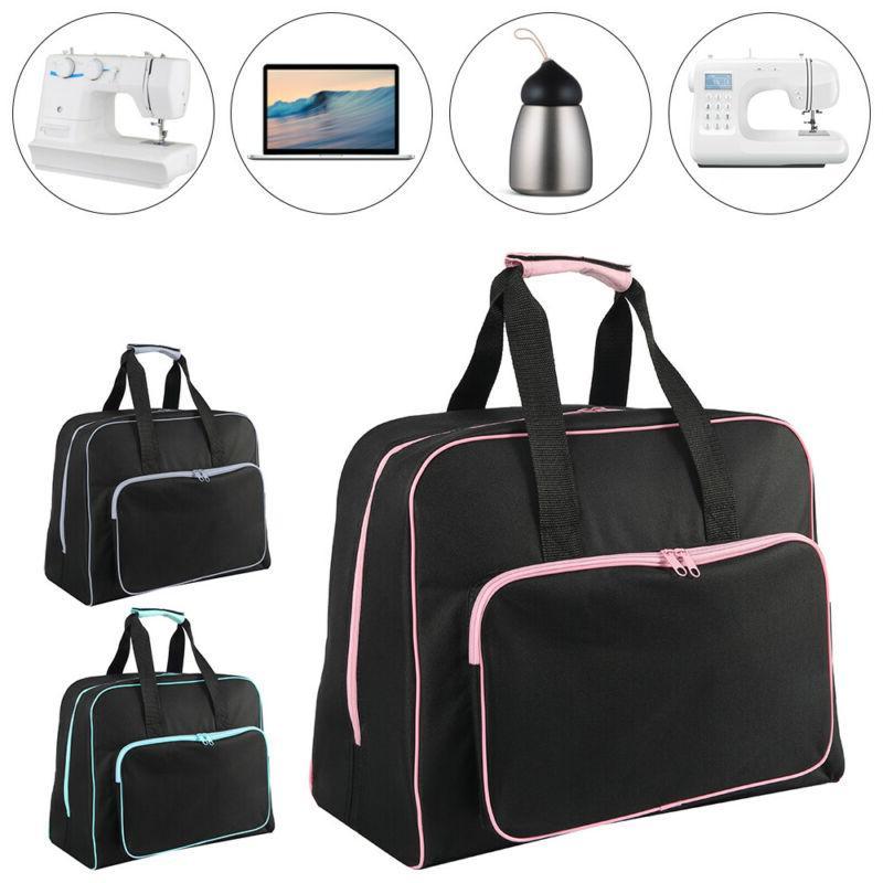 Sewing Machine Bag Black Travel Carrying Case Storage Handba