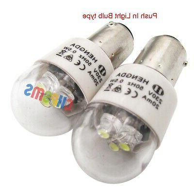 LED Light Bulbs for Singer Home Sewing Machine 0.5W 220 Volt
