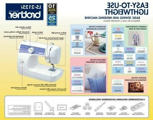 Brother LS-2125i Sewing NEW