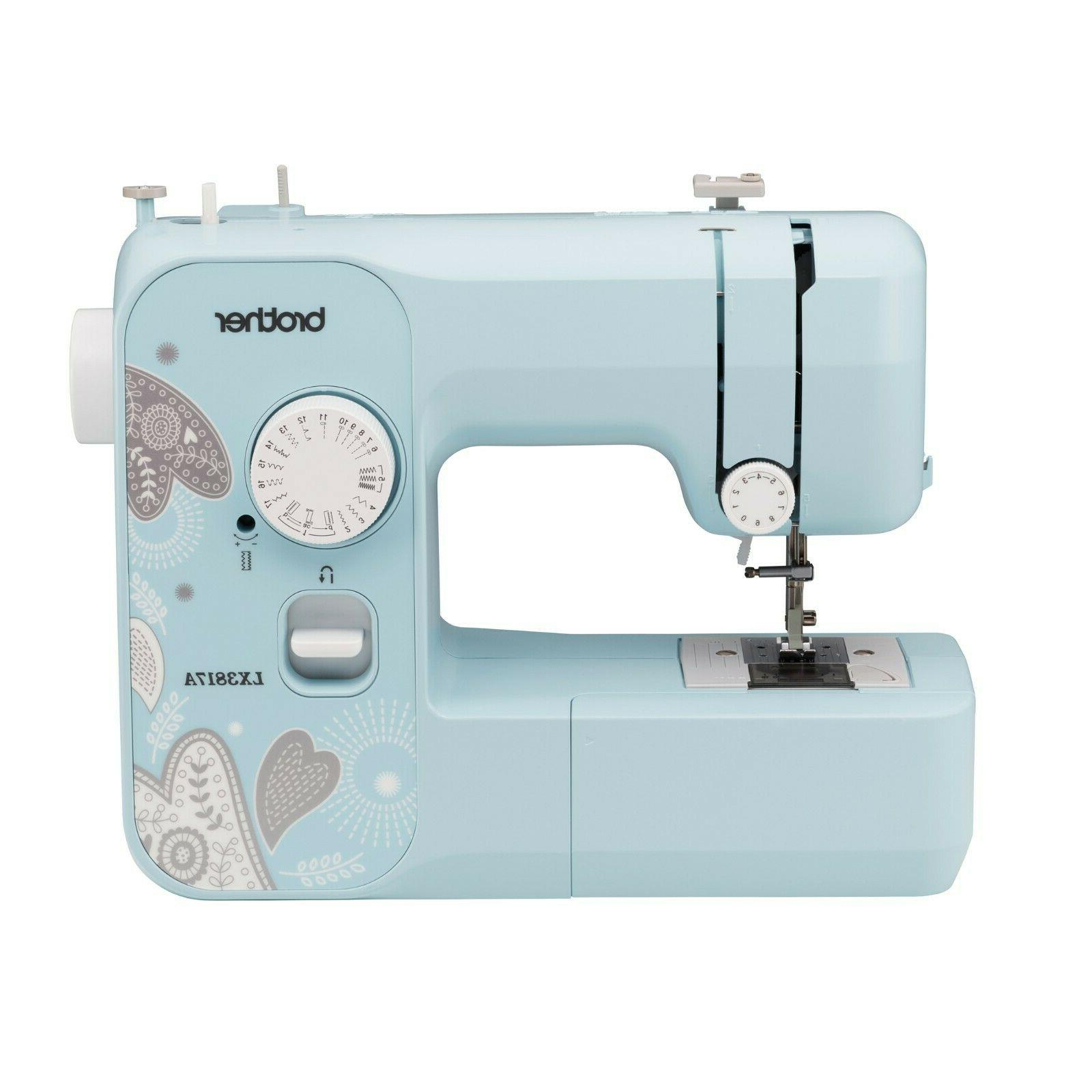 lx3817a 17 stitches lightweight full size sewing