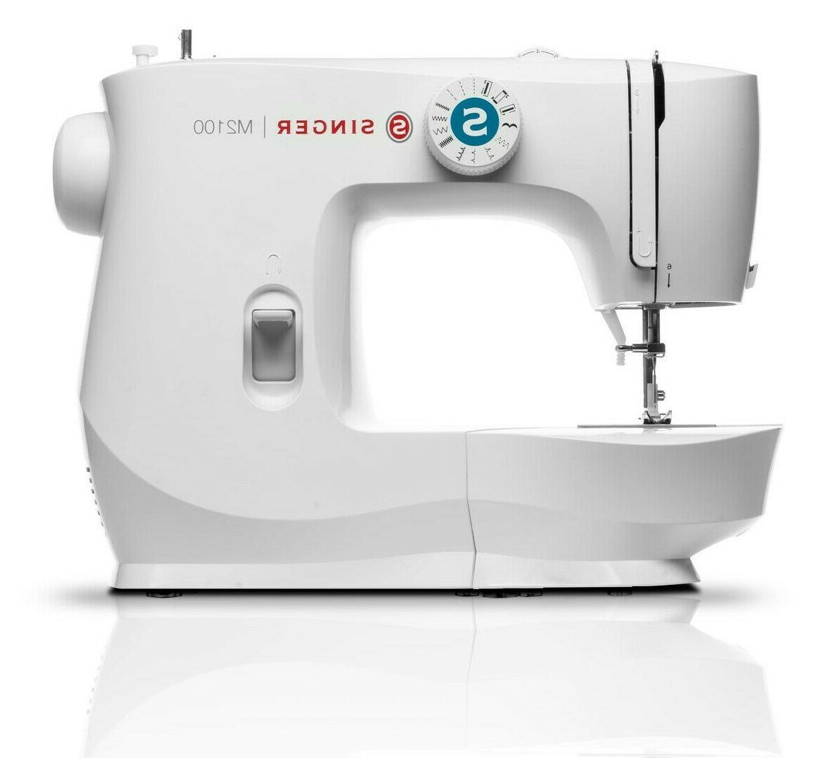 m2100 sewing machine with 8 built in