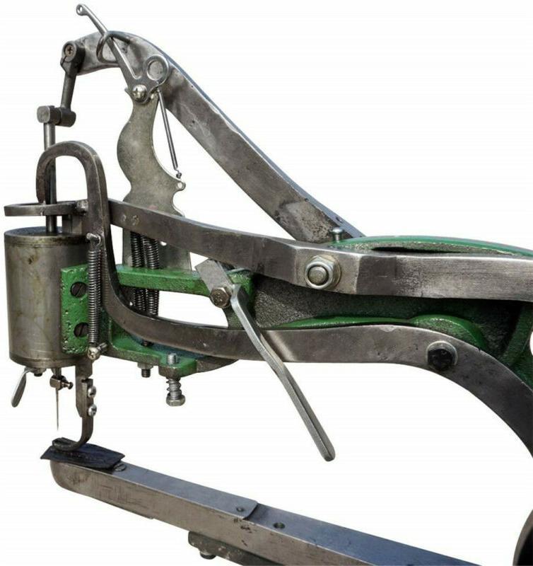 Manual Cobbler Sewing Dual Cotton Line+