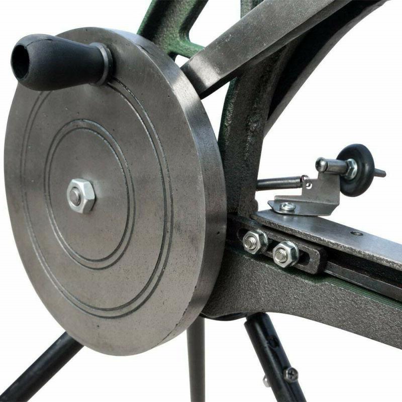 Manual Cobbler Shoe Sewing Machine Dual Cotton Nylon Line+