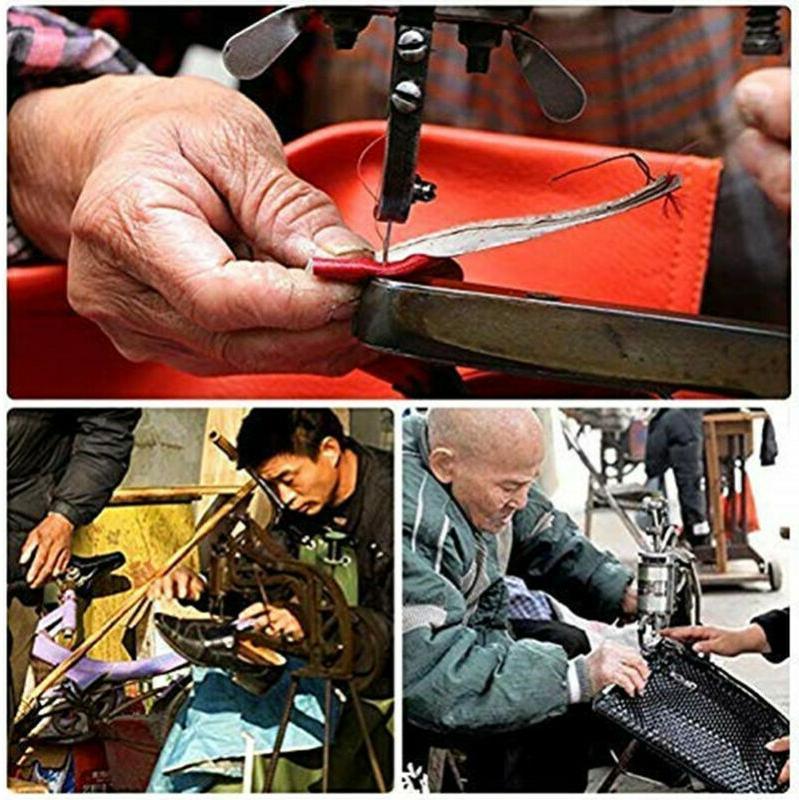 Manual Cobbler Repair Sewing Dual Leather Cotton