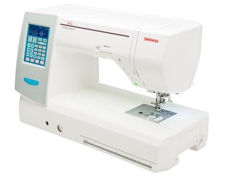 Janome Memory 8200 Table + Semi-Hard Cloth Guide Much