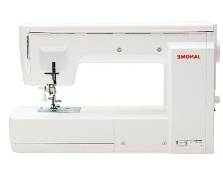 Janome Memory Horizon 8200 QCP Computerized Table Semi-Hard Cover Guide +