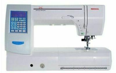 Janome Memory 8200 QCP Edition Computerized Sewing Machine Table Semi-Hard + Guide