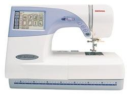 Janome Memory Craft Machine
