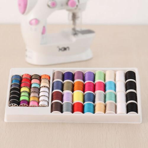 Mini Electric Portable Desktop Sewing Machine Piece Sewing Thread