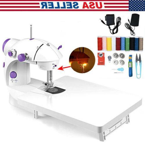 mini electric sewing machine desktop household tailor