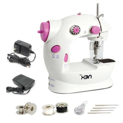 Mini Handheld Sewing Machine Dual Double For Sewing