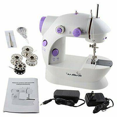 mini portable sewing machine