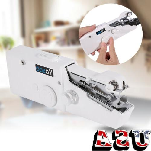 Mini Tailor Handheld Sewing Machine Travel