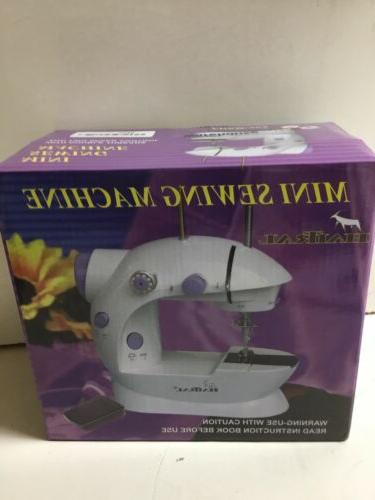 HAITRAL Mini Sewing Double Portable