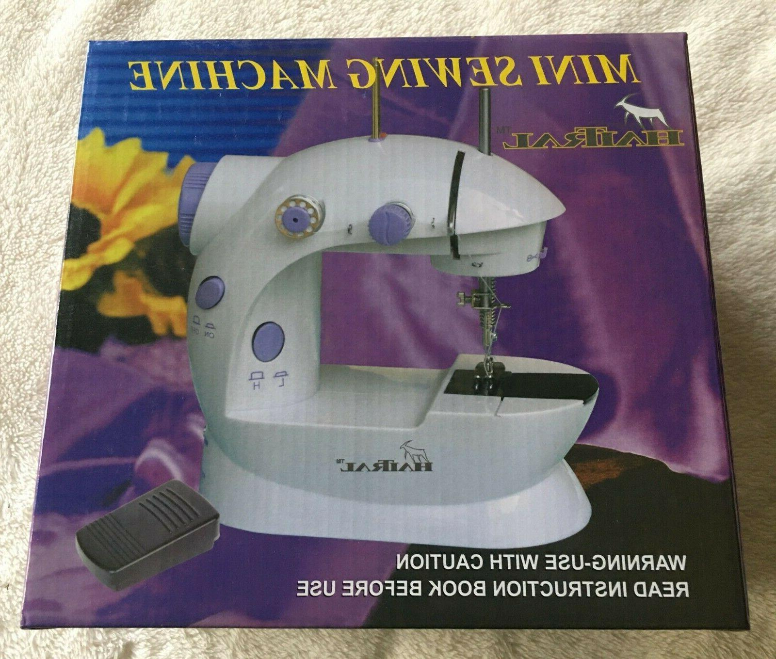 Haitral Mini Sewing Machine pedal