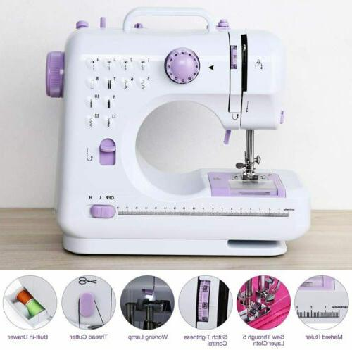 Portable Electric Small Household Sewing Machine Handheld To