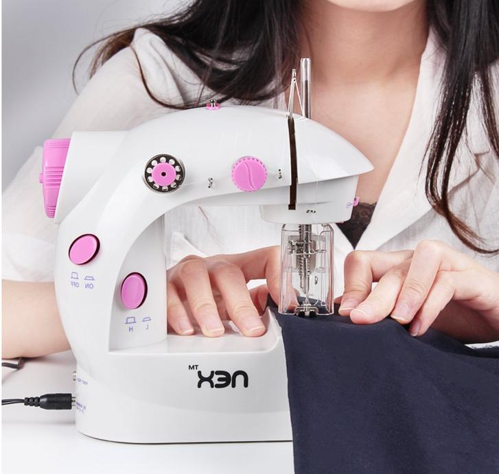 NEX Mini w/Safety Guard Open Great Sewing Machine/Crafter
