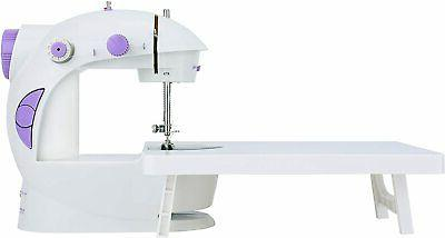 mini sewing machine with extension