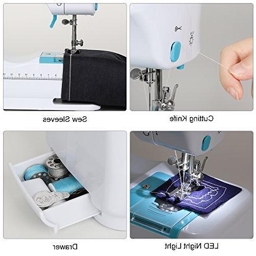 NEX Machine for Portable 2-Speed Thread Foot