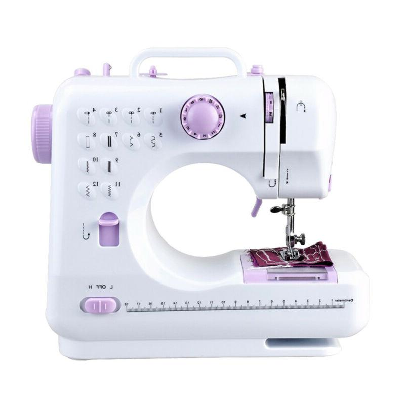 Multifunction Electric Overlock Sewing Machine Household Sew