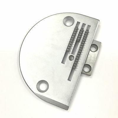 needle plate feed dog set