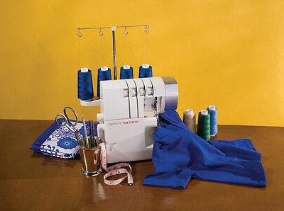 New SINGER ProFinish 2-3-4 Thread Sewing