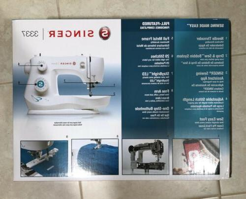 NEW 29-stitch Sewing Machine - FREE SHIP