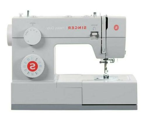 new 4423 heavy duty sewing machine extra