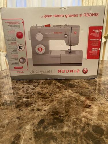 new 4423 sewing machine ships today