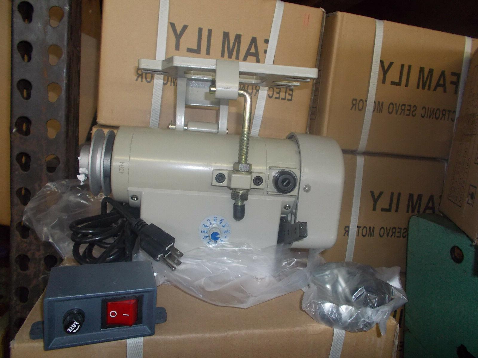 new industrial sewing machine servo motor 3