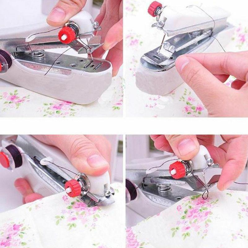 New Held Sewing Cordless Clothes Home