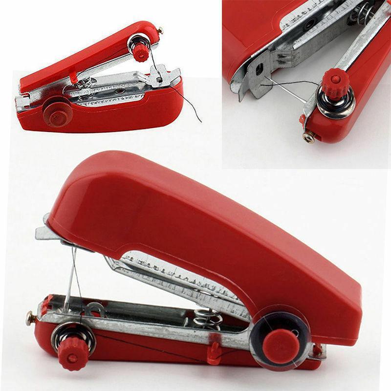 new mini portable hand held sewing machine